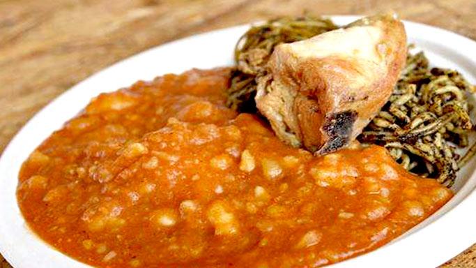 Carapulcra chinchana recetas de comida peruana receta for Ingredientes para comida